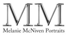 Melanie McNiven Portraits