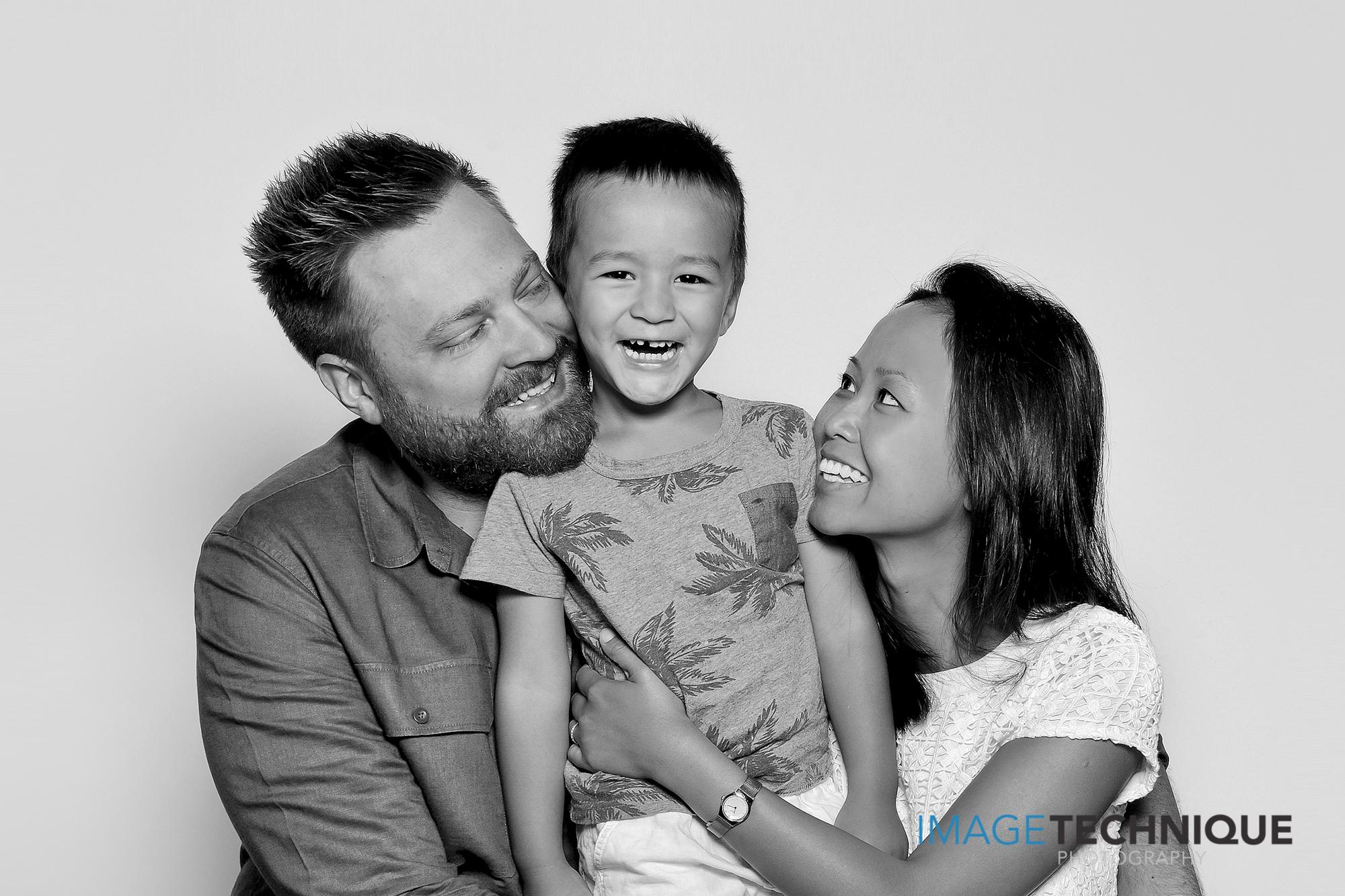 Family Portrait Studio Sydney 1