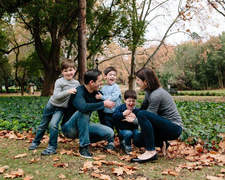 rebecca family